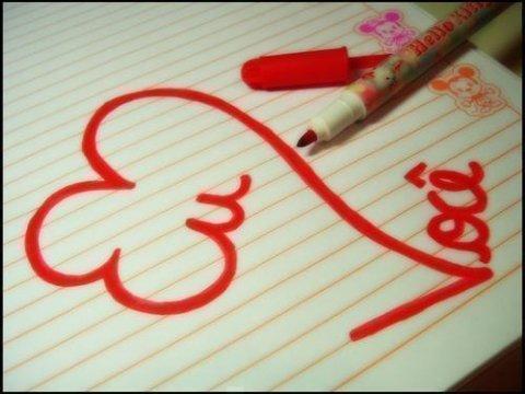 Eu e Você - Mensagens - Paixão e Amor