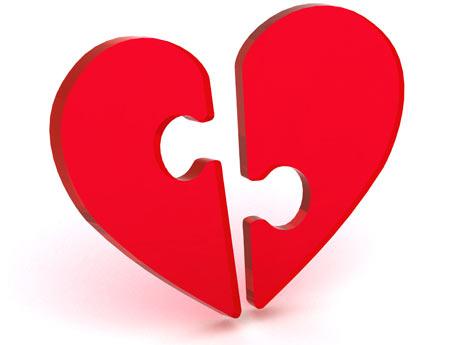 para ser correspondido no amor