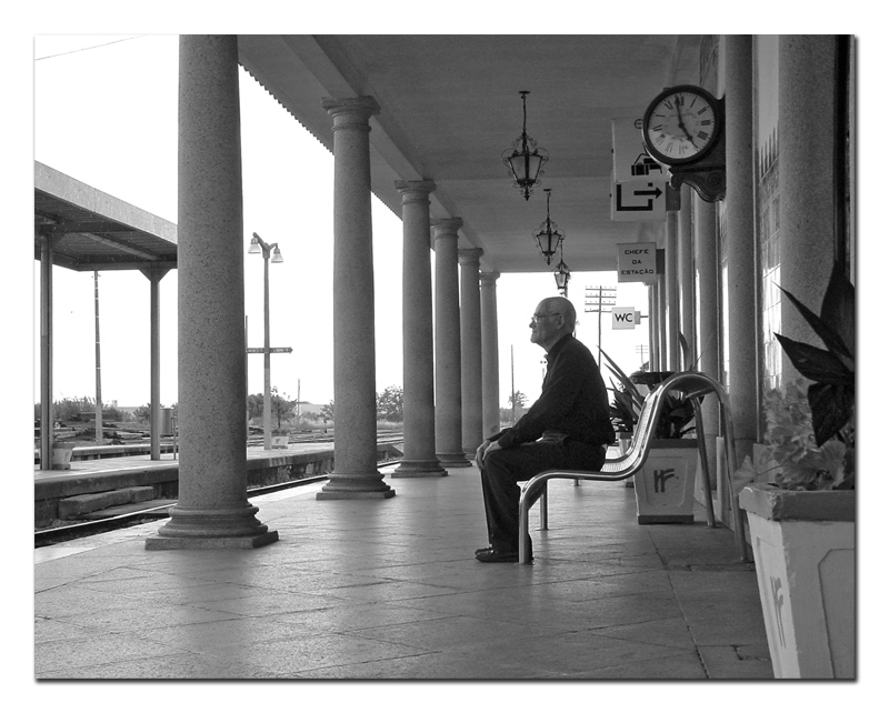 A espera do trem - 3 part 3