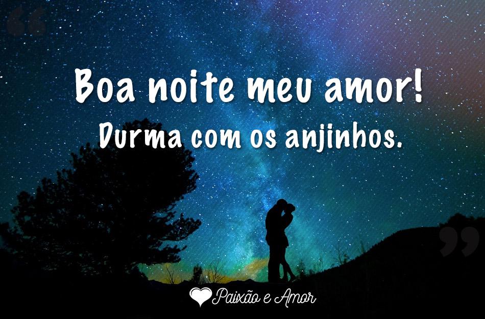 Boa Noite Meu Amor!